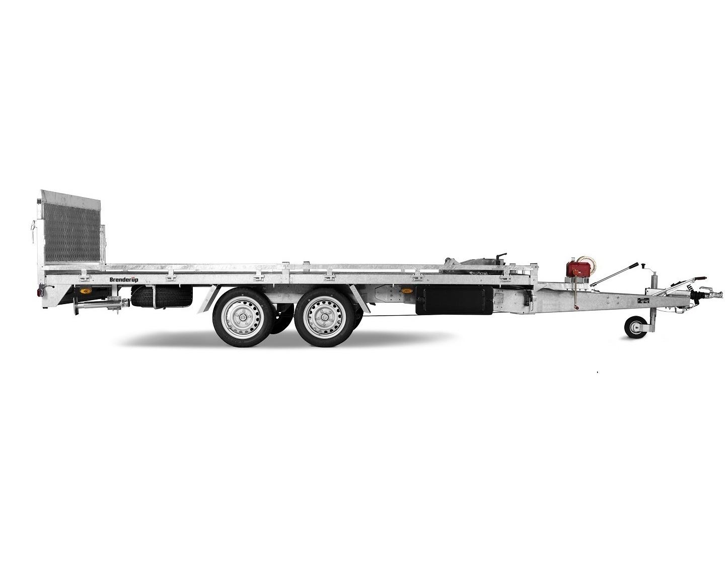brenderup 6520 3500 kg multitransporter azo anh nger. Black Bedroom Furniture Sets. Home Design Ideas