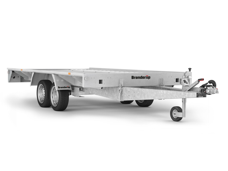 brenderup autotrailer athb 2000 kg azo anh nger. Black Bedroom Furniture Sets. Home Design Ideas